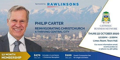 Catholic Business Network - Philip Carter tickets