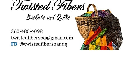 Traditional Basket Weaving tickets