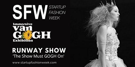 Startup Fashion Week™ Runway Show tickets