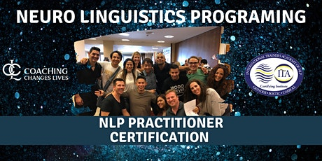Transformative Neuro Linguistic Programming (NLP)Coaching Certification tickets