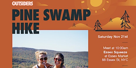 Pine Swamp Hike tickets