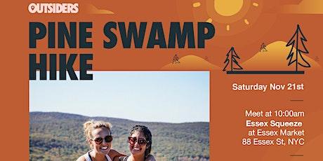 Pine Swamp Hike tickets
