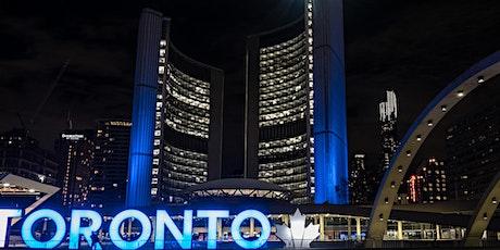 Toronto at Night Beginner Photography Class tickets