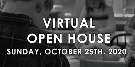 The Attic Open House - Fall 2020 (Virtual) tickets