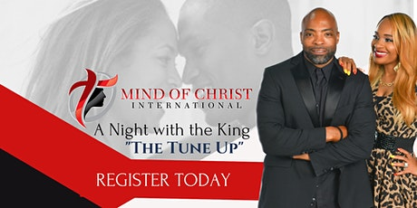 "A Night with the King- ""The Tune Up"" tickets"