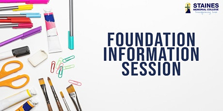 Foundation (Prep) Information Session tickets