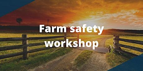 Thargomindah Farm Safety Workshop