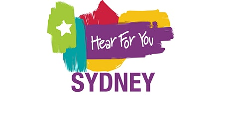 Hear For You NSW Rock My World 2020 Workshop - Esc tickets