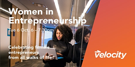 Women in Entrepreneurship tickets