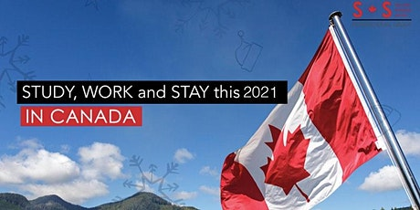 Study and Work to Stay in Canada this 2021 tickets