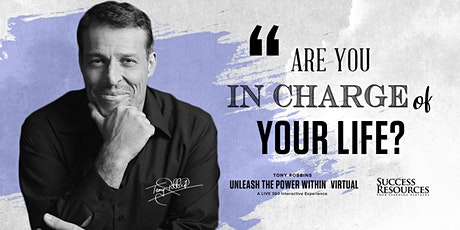 Tony Robbins - Unleash the Power Within Virtual (UK) 22 - 26 October 2020 tickets