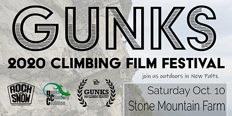 2020 Gunks Climbing Film Festival tickets