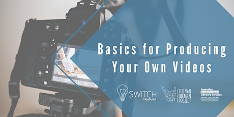 BRP: Basics for Producing Your Own Videos tickets