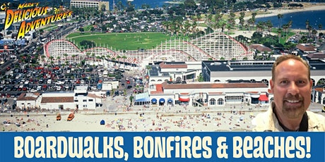 Boardwalks, Bonfires and Beaches: San Diego's Mission Beach & Mission Bay tickets