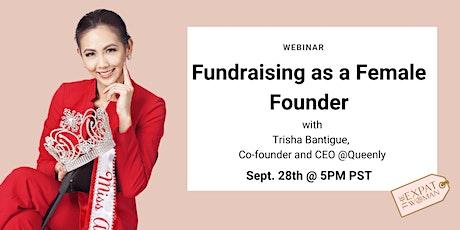 Webinar: Fundraising as a Female Founder