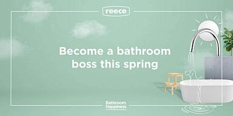 Bathroom 101 Workshop - Perth/Perth City tickets
