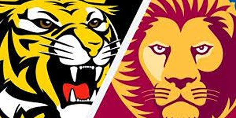 AFL Qualifying Final - Richmond vs Brisbane - LIVE @ The Cammy tickets