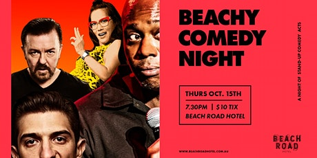 Beachy Comedy Night 2.0 tickets