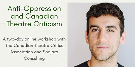 Anti-Oppression and Canadian Theatre Criticism tickets
