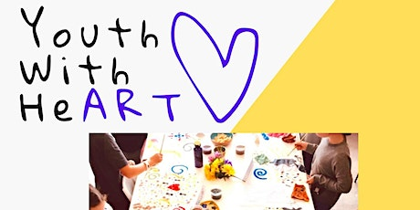Youth with HeART - a wellness workshop tickets