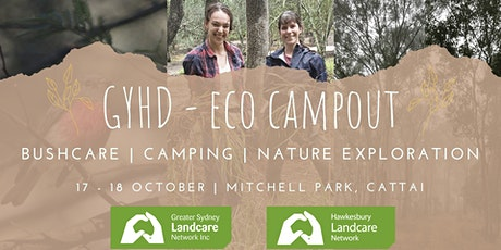 GYHD  - Eco Campout tickets