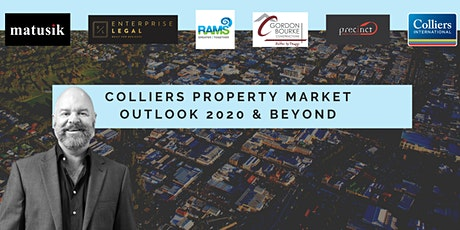 Colliers Property Market Outlook 2020 & Beyond tickets