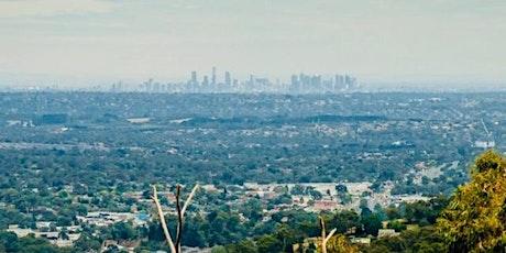Upwey City Views Hike on the 4th  November, 2020