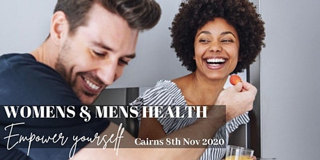 Women's & Men's Health - Empower Yourself (Cairns) tickets