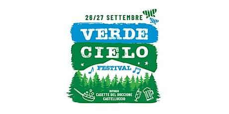 VerdeCielo Festival biglietti