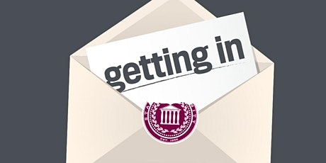 Inside Look at College Admissions tickets