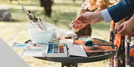 WORKSHOP: Art Makers at Lanyon: Still life, watercolour and gouache tickets