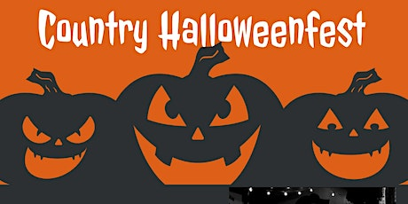 Country Halloweenfest tickets