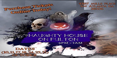 Haughty House on Fulton tickets