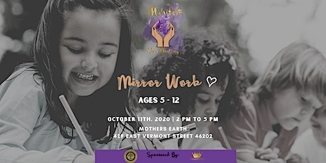 Manifest Your Destiny Kidz: Cultivating Self-Love with Mirror Work tickets