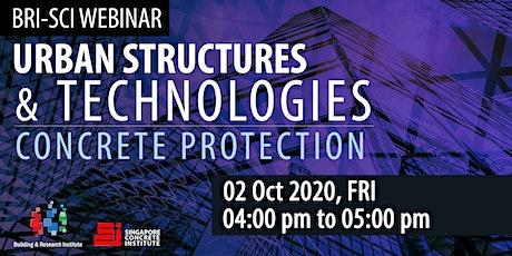 BRI-SCI: Urban Structures & Technologies 2020 tickets
