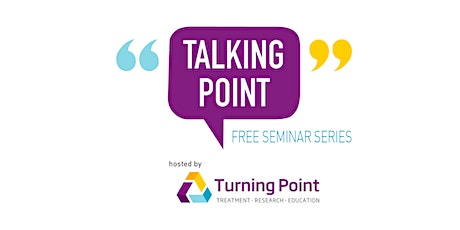Talking Point - Wednesday 18th November - presented by Dr. Jesse Young tickets