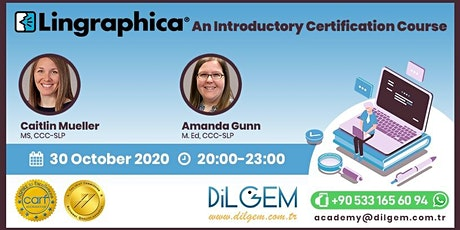 Lingraphica Technologies- An Introductory Certification Course tickets