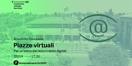 Piazze virtuali. Per un'etica dei nuovi media digitali biglietti