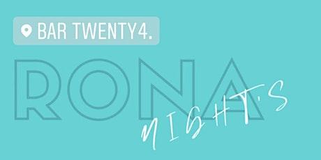 Bar Twenty4 - SAT tickets