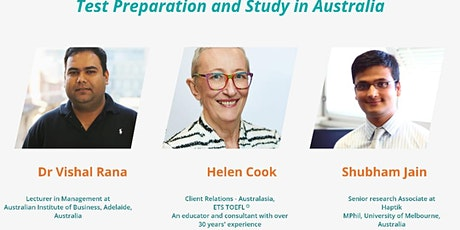TOEFL MasterClass Test Preparation and Study in Australia tickets