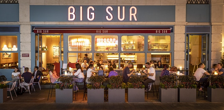 Big Sur Free-flow night brunch image
