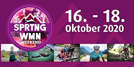 Sporting Women Weekend - REAL & ONLINE VERSION Tickets