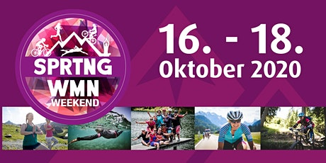 Sporting Women Weekend - ONLINE VERSION Tickets