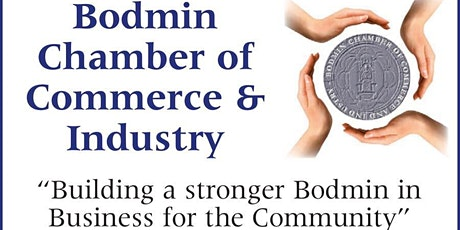 Bodmin Chamber Breakfast - Recovery & Renewal Tues 20 October 2020 tickets