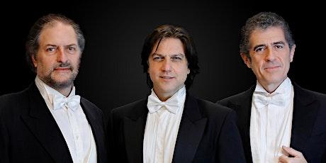 I Tre Tenori a Roma - Nessun Dorma biglietti