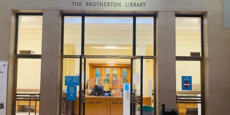 Brotherton Library Study Space  (Desks Without Power Sockets) tickets