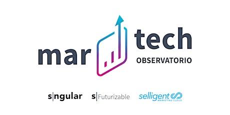 Presentación Observatorio MarTech 2020 entradas