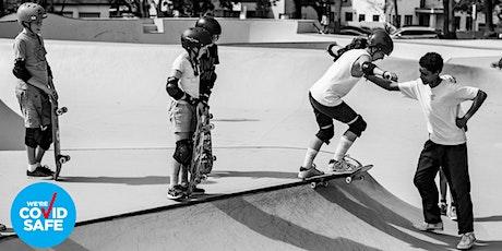 Balcombe Heights Skatepark - Skate Workshop tickets