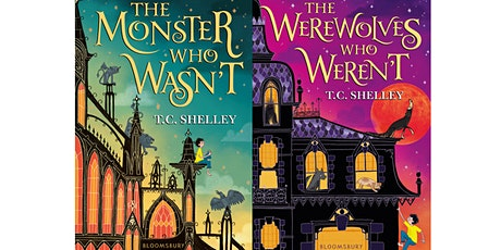 Meet the Author  T C Shelley @ Clarkson Library tickets