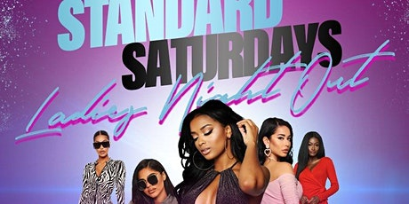 Standard Saturdays tickets